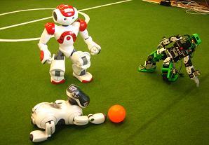 RoboCup Ligen